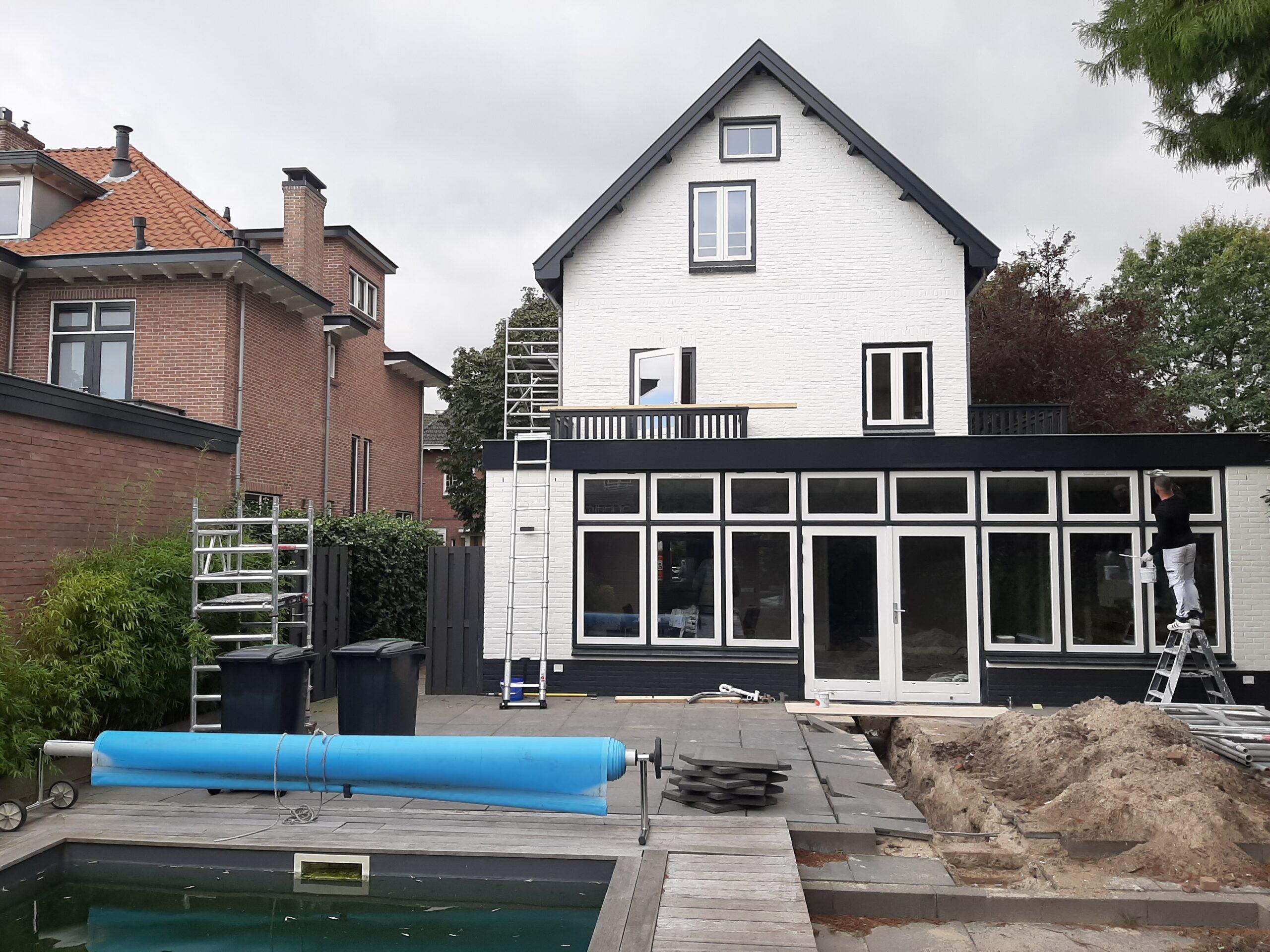 Vrijstaande Villa Jeroen Boschlaan Heemstede
